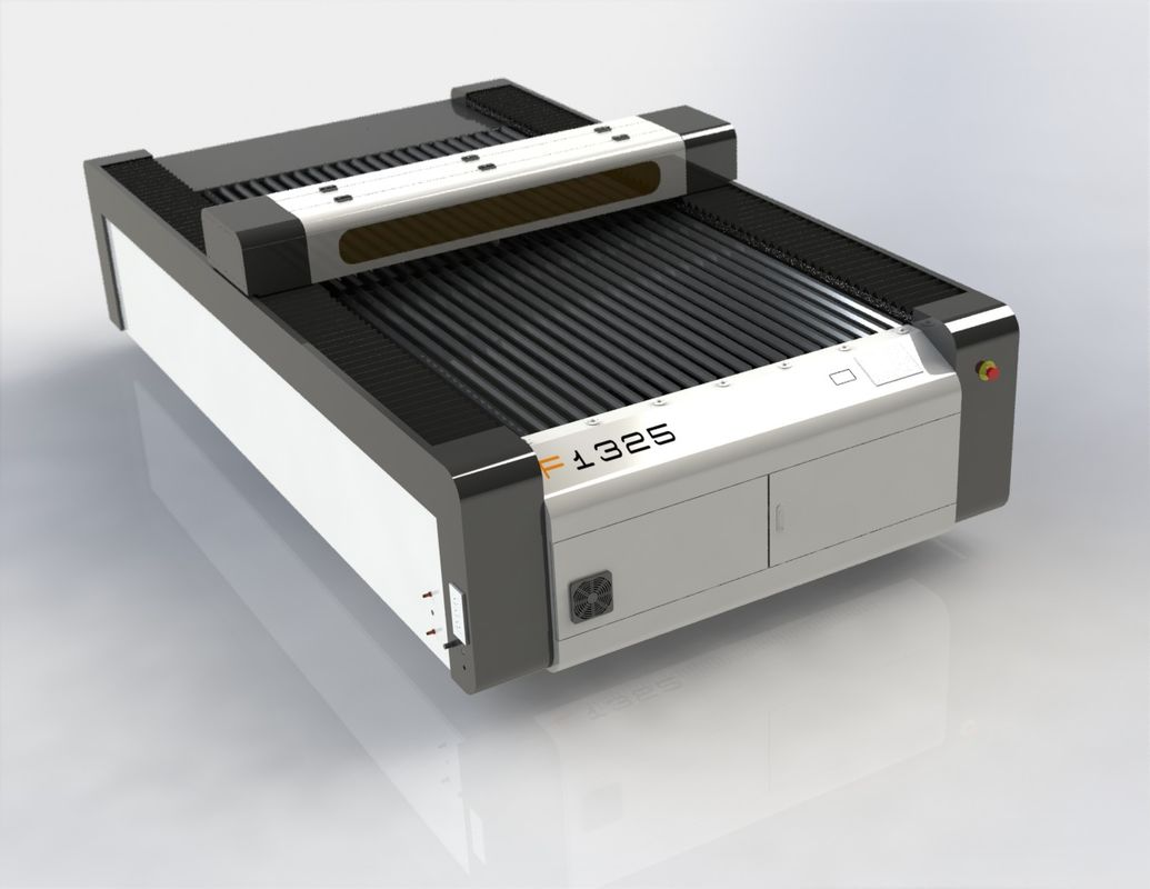 Multifunctional 130W RECI Laser Cutting And Engraving Machine With 1300 X 2500mm