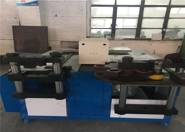 3x5.5 KW CNC Busbar Punching Bending Cutting Machine For High / Low Voltage Switchgear