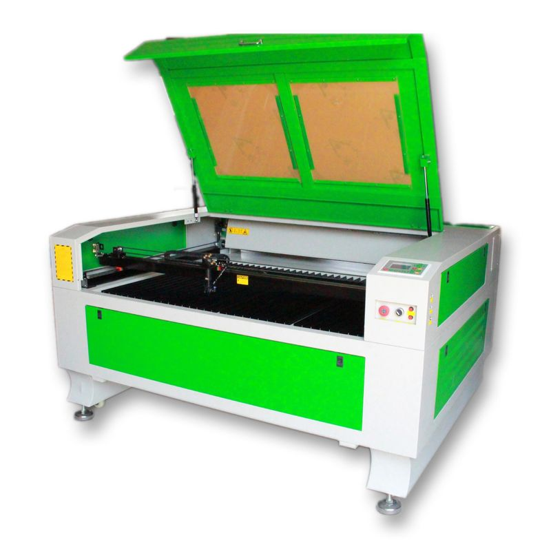 80w Laser Wood Cutting Machine / Laser Etching Machine With USB Interface