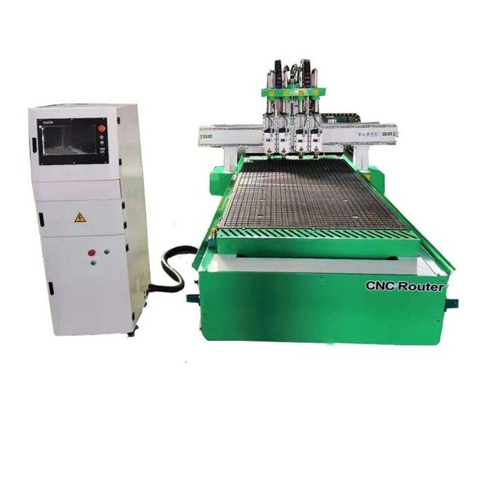 S1325 Hsd Spindle 4 Process 4x8 Woodworking CNC Machine For Furniture Manufacturing
